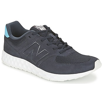 Chaussures Baskets basses New Balance MFL574 Marine