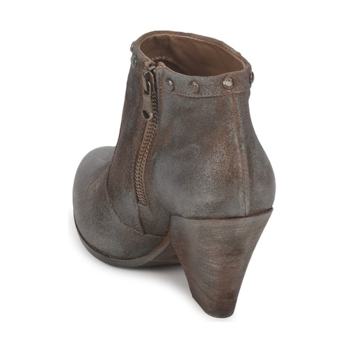 Chaussures Low Femme Strategia Miaro Taupe Boots ybg6f7