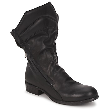 Bottines / Boots Strategia FIOULI Noir 350x350
