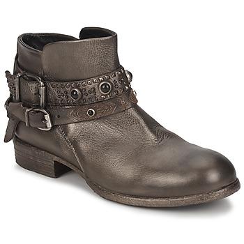 Bottines / Boots Strategia YIHAA Argent 350x350