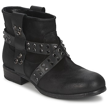 Bottines / Boots Strategia LUMESE Noir 350x350