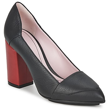 Chaussures Femme Escarpins Sonia Rykiel 657942 Noir / Rouge