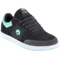 Chaussures de Skate Osiris Sleak black opal white