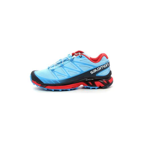 Chaussures Femme Running / trail Salomon Wings Pro Bleu