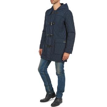 Macon Homme T Vêtements Freeman porter Marine Parkas Ye2H9bDWEI
