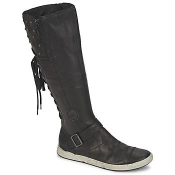 Chaussures Femme Bottes ville Pataugas JOSS NOIR