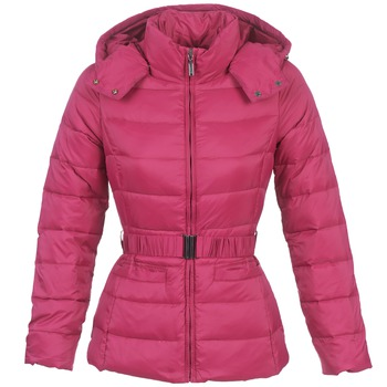 Vêtements Femme Doudounes Benetton FRIBOURGA Rose