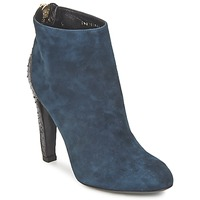Chaussures Femme Low boots Bikkembergs HEDY 808 Blue / Black