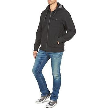 Iii Noir Nixon Homme Blousons Jacket Vêtements Captain SUMLqVGzp