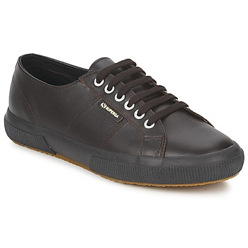 Chaussures Baskets basses Superga 2750 Chocolat