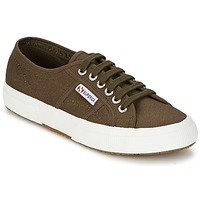 Chaussures Femme Baskets basses Superga 2750 CLASSIC Army