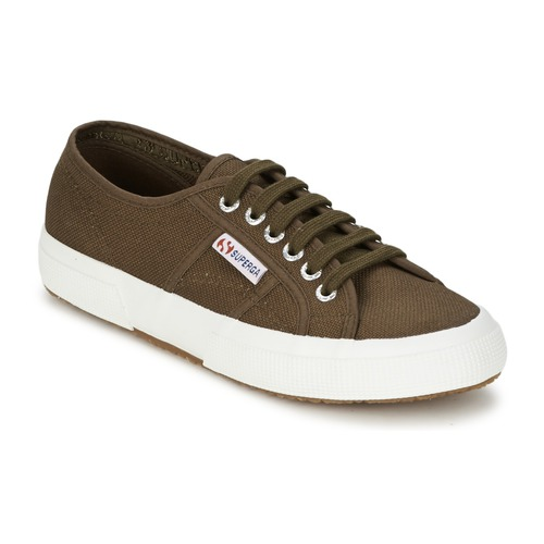 Chaussures Baskets basses Superga 2750 CLASSIC Army