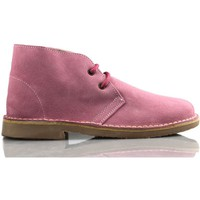 Chaussures Baskets montantes Arantxa Safari botte en cuir e de AR ROSE