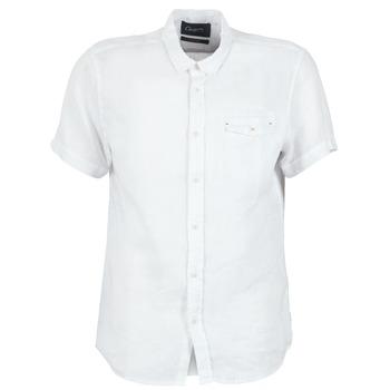 Chemises manches courtes Chevignon C-LINEN