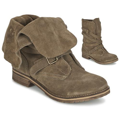 Bottines / Boots Casual Attitude GRAVINE Marron 350x350