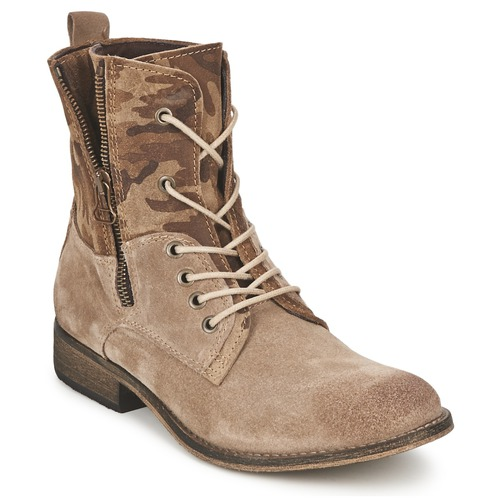 Bottines / Boots Casual Attitude GRIVO Taupe 350x350