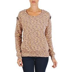 Vêtements Femme Sweats Vila SPACEY SWEAT TOP Violet / Jaune