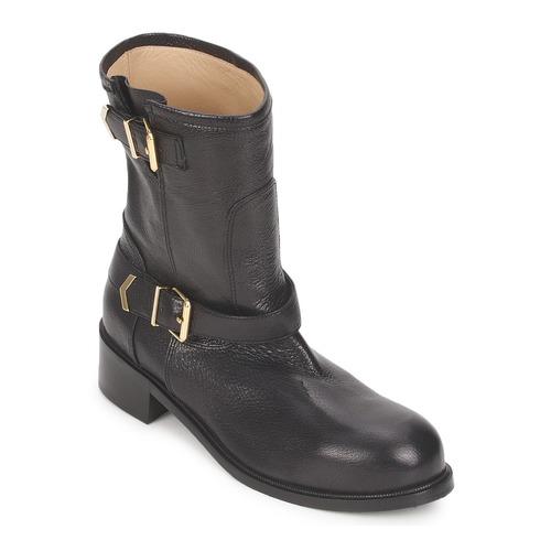 Chaussures Femme Boots Kallisté 5609 Noir