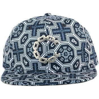 Casquette Crooks Castles Strapback Crooks and Castles Thuxury Venetian Bleu