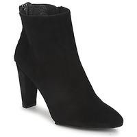 Chaussures Femme Bottines Stuart Weitzman ZIPMEUP Noir