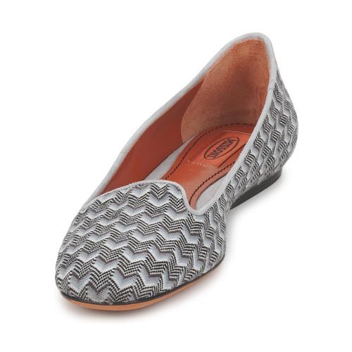 Chaussures Mocassins Missoni Femme Wm079 Gris Y6b7gyIfv