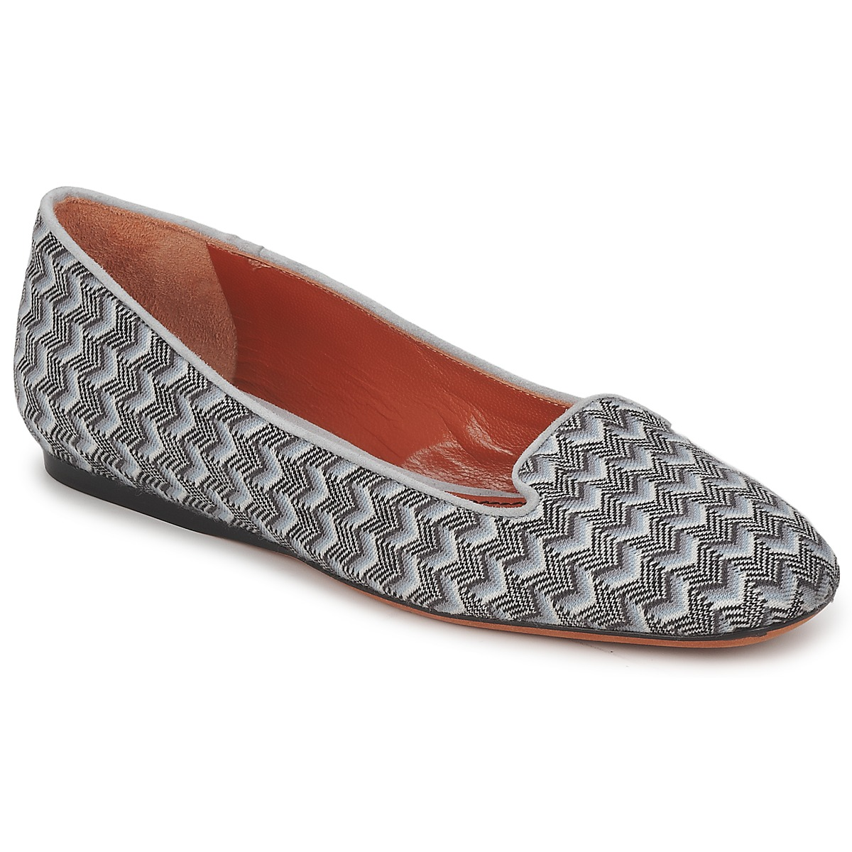 Mocassins Missoni WM079 Gris