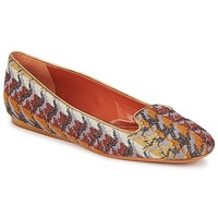 Chaussures Femme Mocassins Missoni WM004 Multicolore