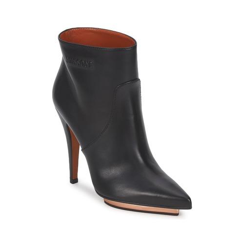 Chaussures Femme Bottines Missoni WM035 Noir
