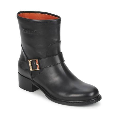 Chaussures Femme Boots Missoni WM028 Noir