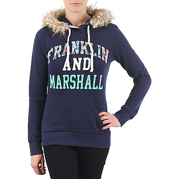 Sweats & Polaires Franklin & Marshall COWICHAN Marine 350x350