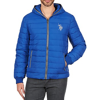 Vêtements Homme Doudounes U.S Polo Assn. USPA 1890 Bleu