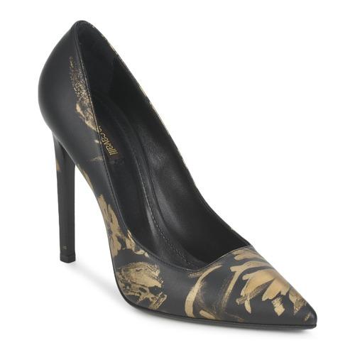 Chaussures Femme Escarpins Roberto Cavalli WDS211 Noir