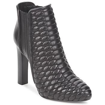 Chaussures Femme Bottines Roberto Cavalli WDS227 Noir