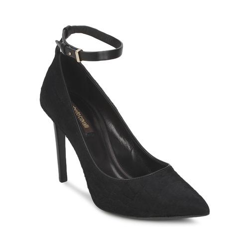 Chaussures Femme Escarpins Roberto Cavalli WDS232 Noir