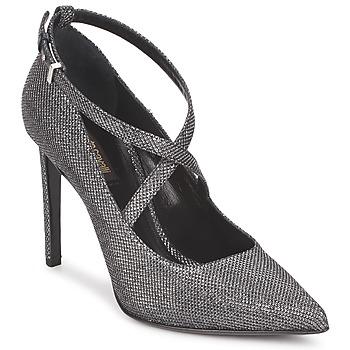 Chaussures Femme Escarpins Roberto Cavalli WDS234 Gris