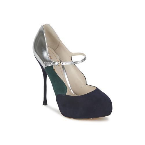 Chaussures Femme Escarpins John Galliano AO2179 Noir / Gris