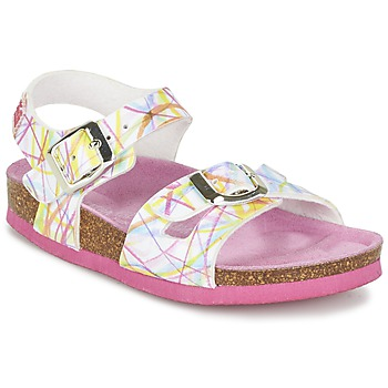 Chaussures Fille Sandales et Nu-pieds Agatha Ruiz de la Prada CHELINA Multicolore