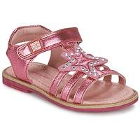 Chaussures Fille Sandales et Nu-pieds Agatha Ruiz de la Prada NUEL Rose