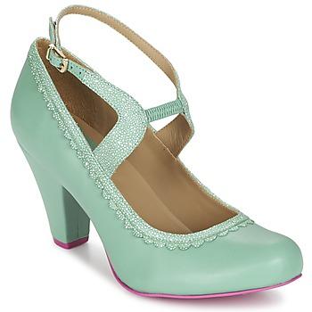 Chaussures Femme Escarpins Cristofoli MIDINI Vert