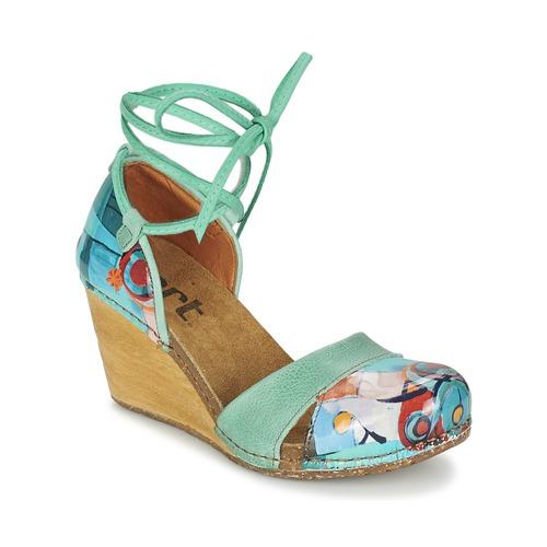 Sandale Art VALBY 499 Vert 350x350