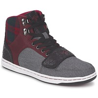 Chaussures Homme Baskets montantes Creative Recreation W CESARIO Gris / Marron