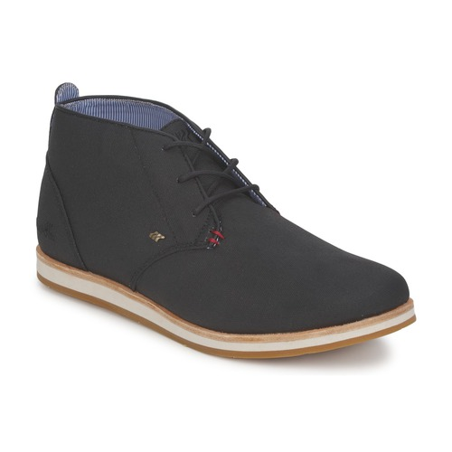 Chaussures Homme Boots Boxfresh DALSTON Noir
