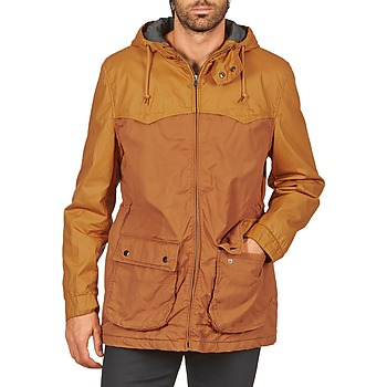 Vêtements Homme Parkas Selected WINDSOR JACKET J Marron