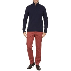 Vêtements Homme Chinos / Carrots Hackett STRETCH TWILL CHINO Rose