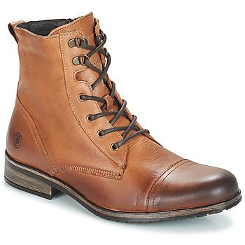 Bottines / Boots Casual Attitude RIBELLE Camel 350x350