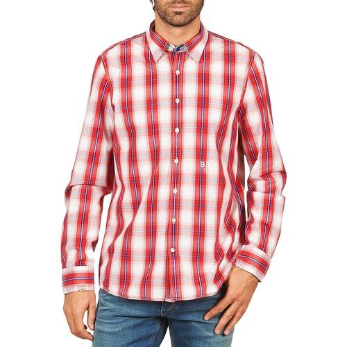 Chemises Gaastra ECHO SOUNDING Rouge 350x350