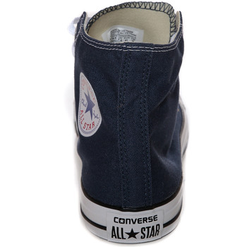 Chaussures Femme Baskets montantes Converse All Star Montante Navy Marine