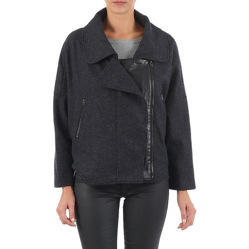 Vêtements Femme Blousons Color Block 3222271 Noir