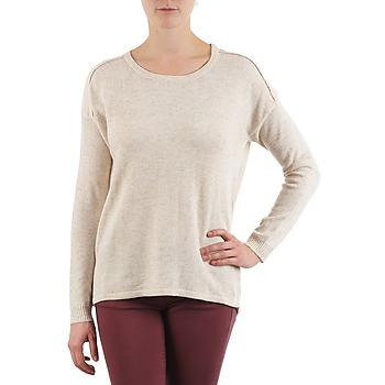 Vêtements Femme Pulls Color Block 3265194 Beige