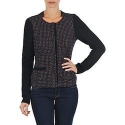 Vêtements Femme Gilets / Cardigans Marc O'Polo FANNIE Noir